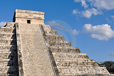 Chichen Itza Ancient Mayan Ruins