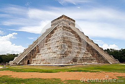 Chichen Itza Castle