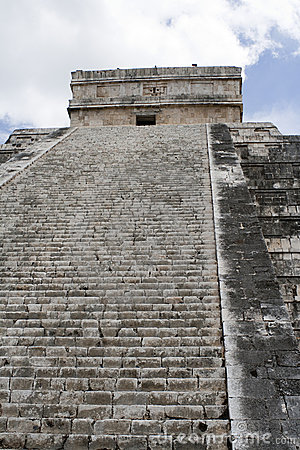 Chichen Itza east side