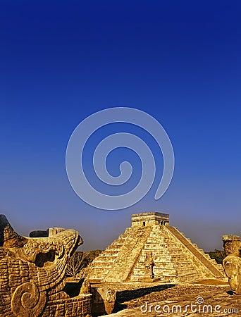 Free Chichen Itza - Mexico Stock Photos - 15755443
