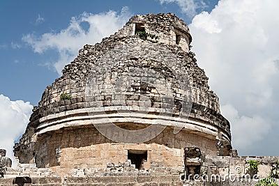 Chichen Itza Observatory Mexico