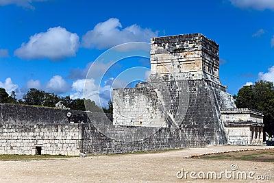 Chichen Itza pyramid, Yucatan, Mexico