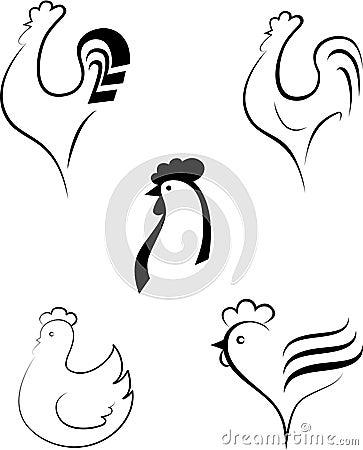 Free Chicken And Cockerel Stock Photos - 16792753