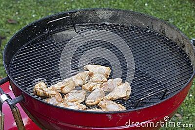 Chicken BBQ Grill