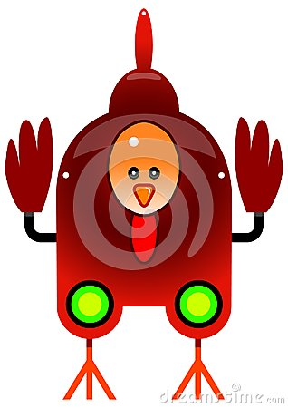 Chicken bot