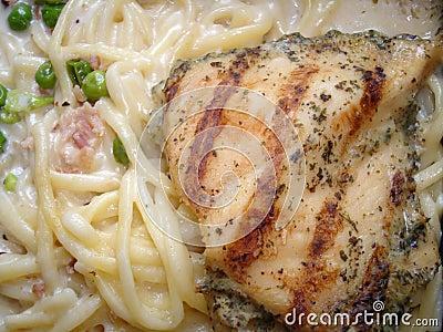 Chicken Carbonara One