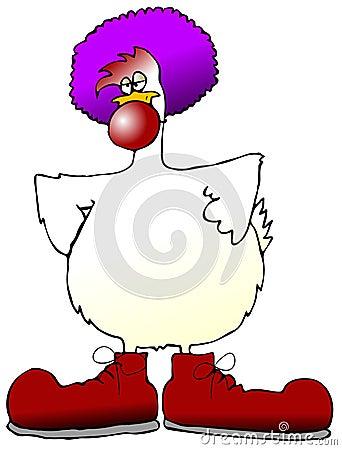 Chicken Clown