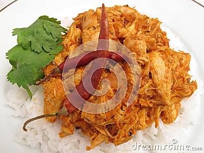 Chicken Masala Dinner