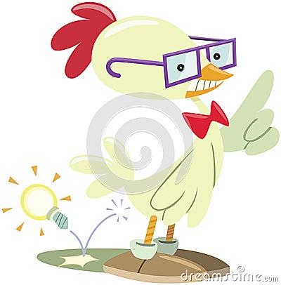 Chicken nerd