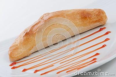Chicken  pastry