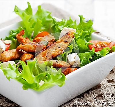 Free Chicken Salad Stock Photos - 26271243