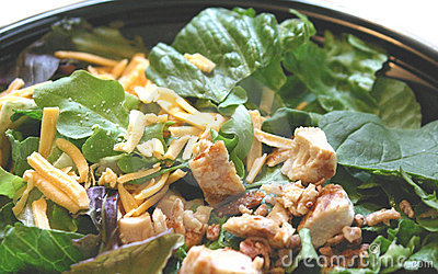 Chicken Salad Bowl