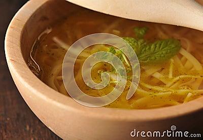 Chicken soup - broth