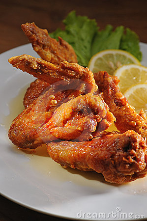 Free Chicken Wings Stock Photo - 16682930