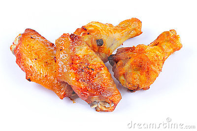Chicken Wings And Drumlets Stock Photo Image 7703320