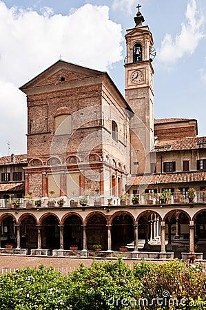 Chiesa di Santa Maria alla Fontana in Milan