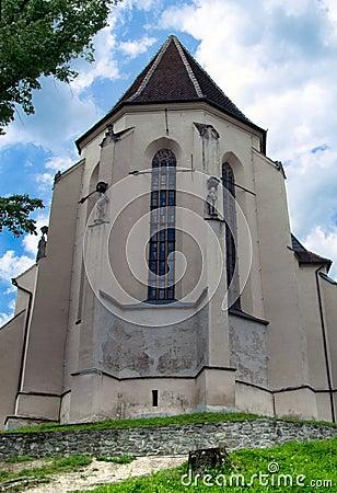 Chiesa gotica in Sighisoara
