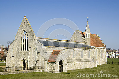 Chiesa reale della guarnigione, Portsmouth