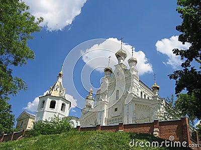 Chiesa sulla collina