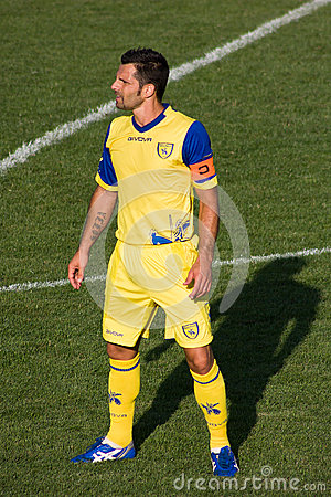 Chievo Verona Italian Soccer Team Editorial Stock Image