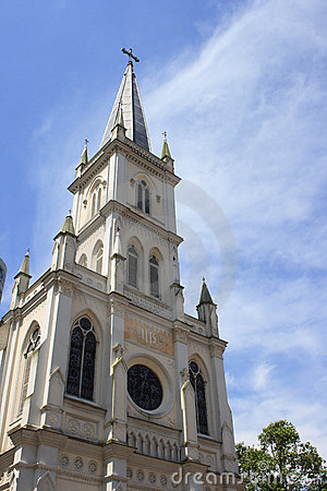 Free Chijmes In Singapore Royalty Free Stock Photos - 5588878