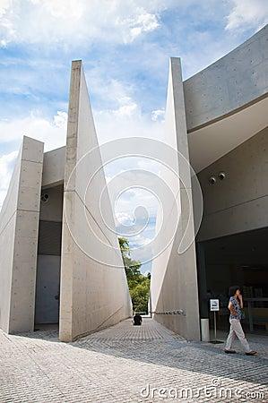 Chikatsu Asuka Museum Editorial Stock Image