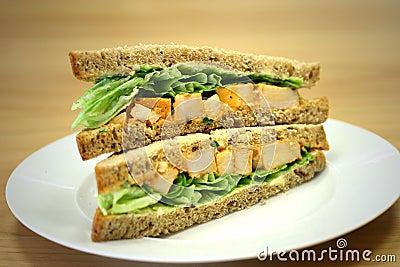 Chiken sandwich