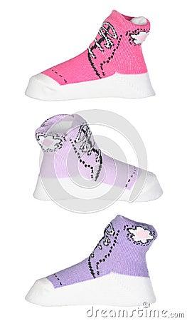 Child or baby socks