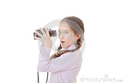 Child binoculars