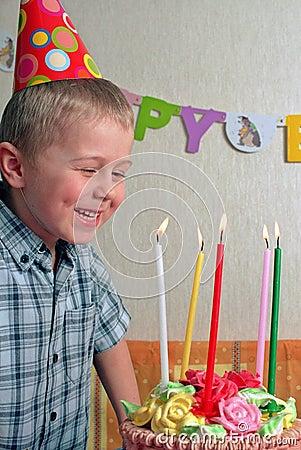 Child birthday