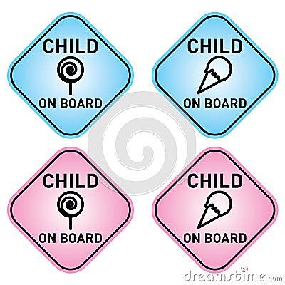 Child on board