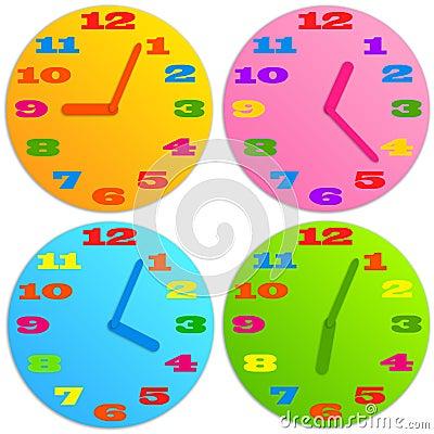 Child clock