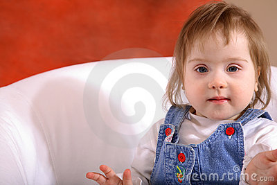 Child with Down s Syndrome