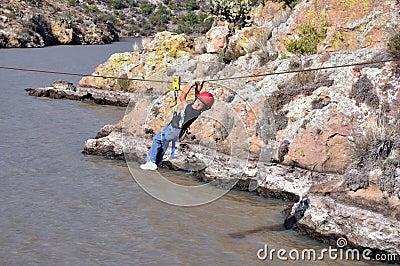 Child extreme sports