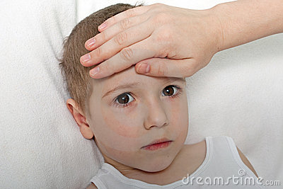 Child fever