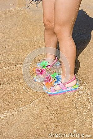 Child Flip Flops