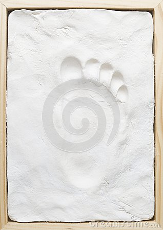 Child Footprint