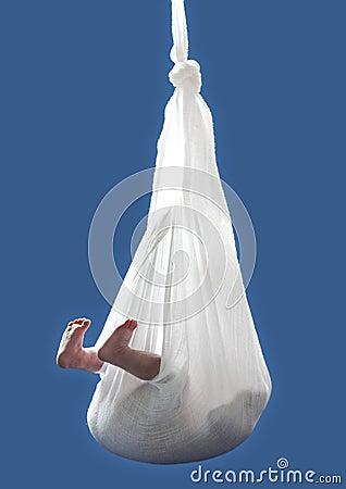 Free Child Hanging Stock Images - 8720164