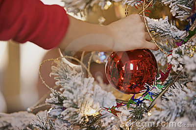 Child Hanging Ornament