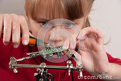 Child hobby