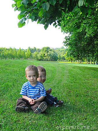 Free Child In Nature Royalty Free Stock Image - 10752306