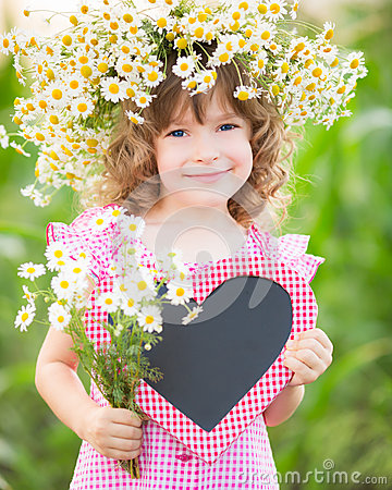 Free Child In Spring Stock Photo - 37624140