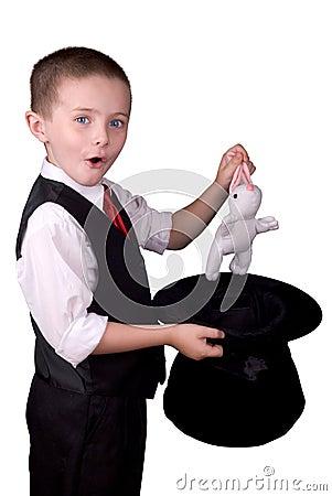 Child Magician