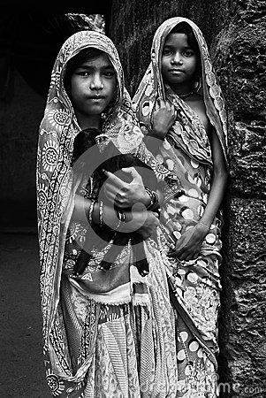 Child Marriage Editorial Photo