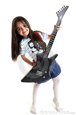 Child Musician Stock Photography - Image: 17573602
