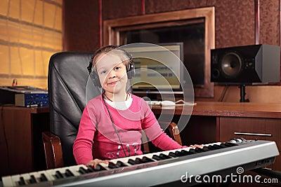 Child musician