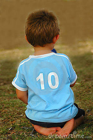 Free Child Number Ten Royalty Free Stock Photography - 2022127