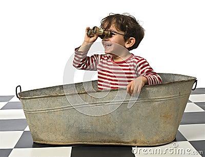 Child pirat