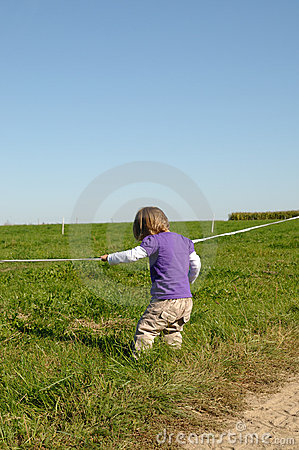 Child pooling line
