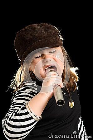 Child Pop Star